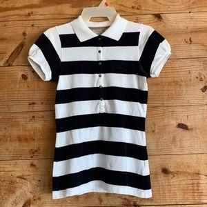 Burberry London striped polo shirt